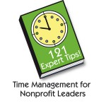 Time Management for Nonprofit Leaders Cover