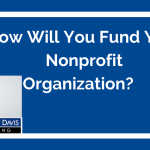 how will you fund your nonprofit organization