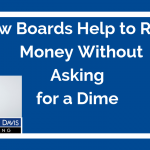 #37 How Boards Help to Raise Money with Asking for a Dime