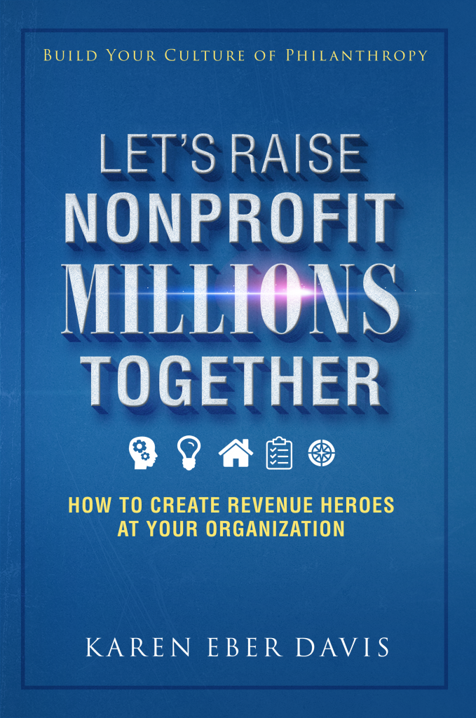 Let's Raise Millions Together Book Cover