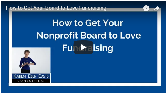 How to Get Your Board to Love Fundraising