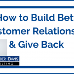 The Link: How to Build Better Customer Relationships and Give Back