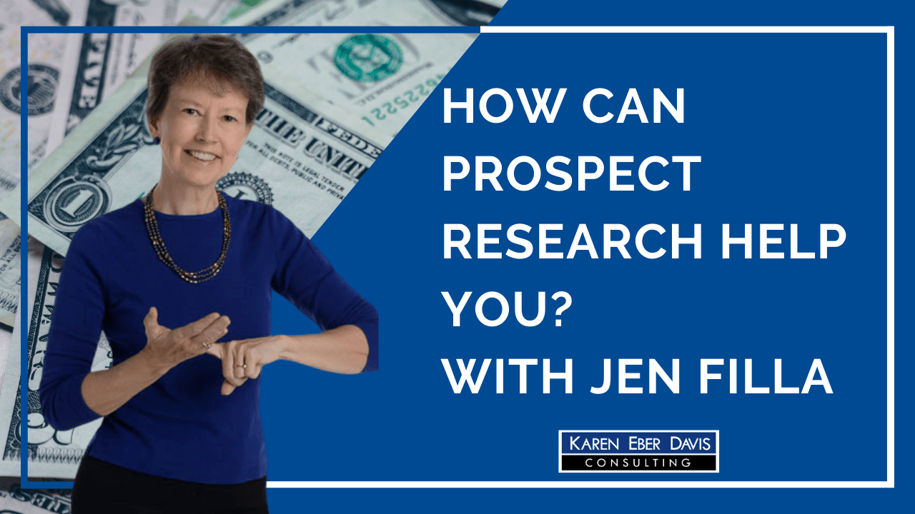 How Can Prospect Research Help You?