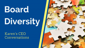 board diversity with picture of puzzle pieces