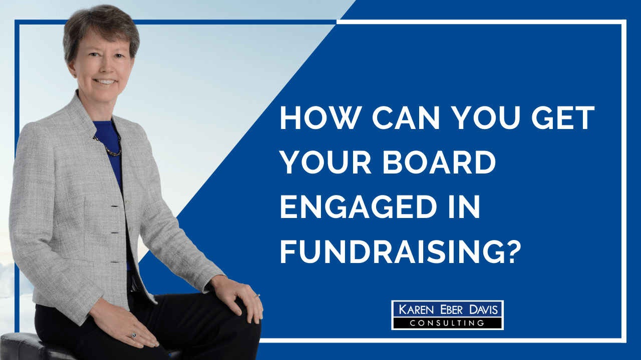 How Can You Get Your Nonprofit Board Engaged in Fundraising?