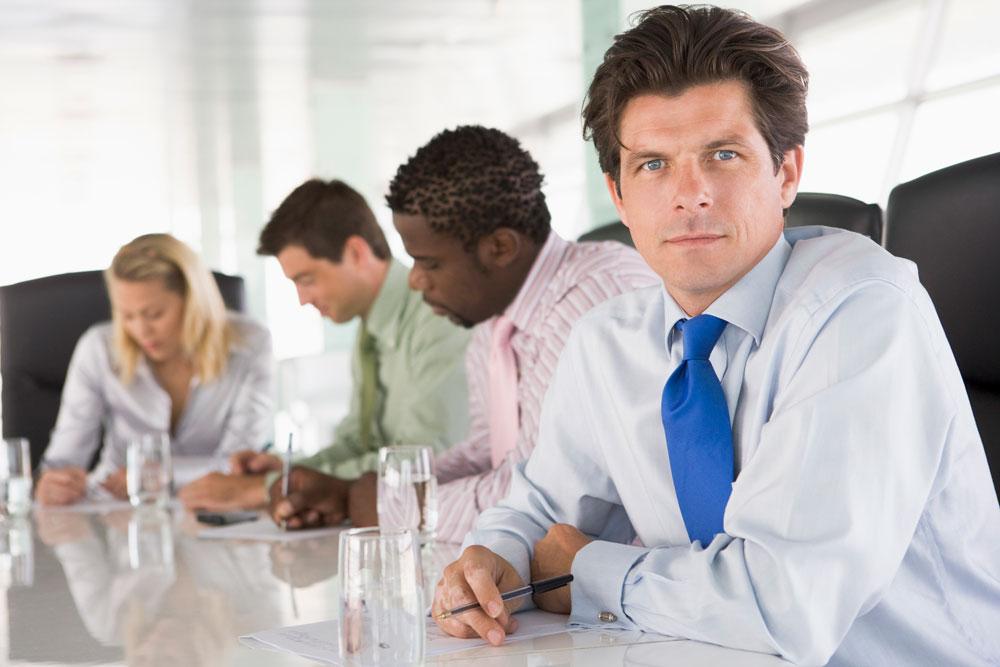 The Board vs. Staff Game