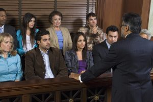 a picture of a jury