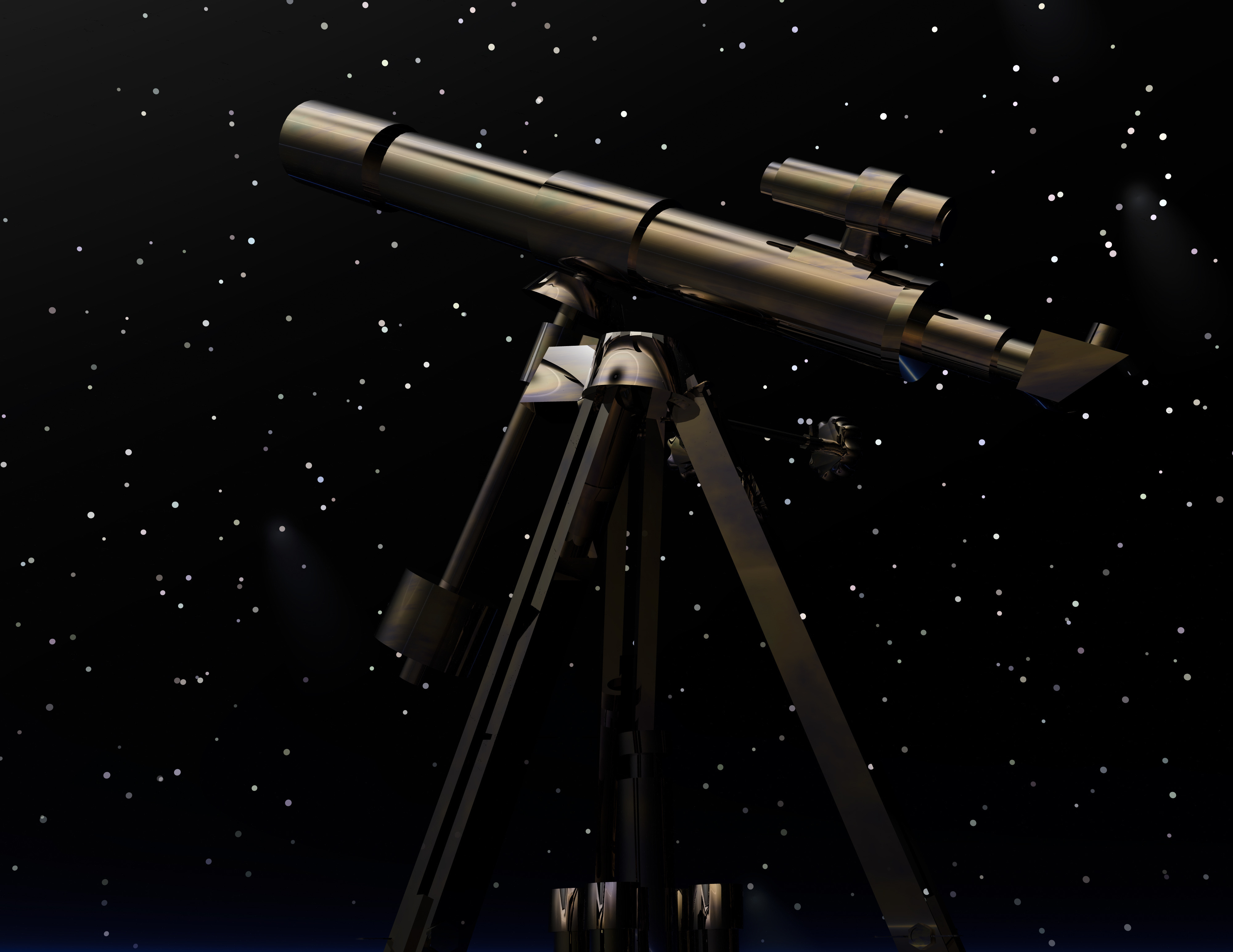 Guest Post: Which End of the Telescope Do You Use?
